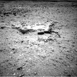 NASA's Mars rover Curiosity acquired this image using its Right Navigation Cameras (Navcams) on Sol 436