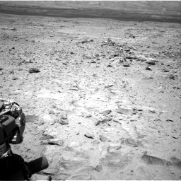 Nasa's Mars rover Curiosity acquired this image using its Right Navigation Camera on Sol 436, at drive 222, site number 21