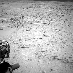 Nasa's Mars rover Curiosity acquired this image using its Right Navigation Camera on Sol 436, at drive 342, site number 21