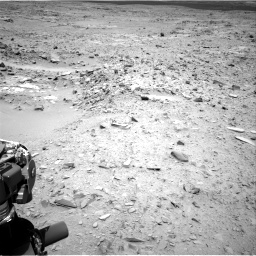 Nasa's Mars rover Curiosity acquired this image using its Right Navigation Camera on Sol 436, at drive 354, site number 21