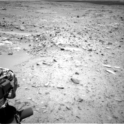 Nasa's Mars rover Curiosity acquired this image using its Right Navigation Camera on Sol 436, at drive 360, site number 21