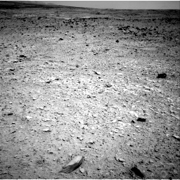 Nasa's Mars rover Curiosity acquired this image using its Right Navigation Camera on Sol 436, at drive 366, site number 21
