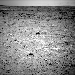 Nasa's Mars rover Curiosity acquired this image using its Right Navigation Camera on Sol 436, at drive 372, site number 21