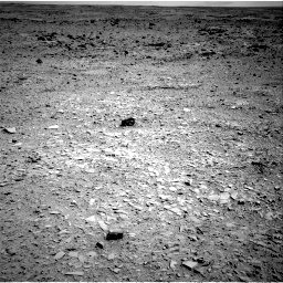 Nasa's Mars rover Curiosity acquired this image using its Right Navigation Camera on Sol 436, at drive 384, site number 21