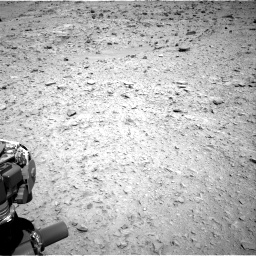 Nasa's Mars rover Curiosity acquired this image using its Right Navigation Camera on Sol 436, at drive 402, site number 21
