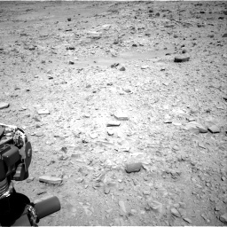 Nasa's Mars rover Curiosity acquired this image using its Right Navigation Camera on Sol 436, at drive 450, site number 21
