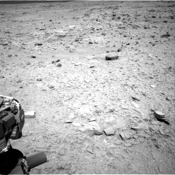 Nasa's Mars rover Curiosity acquired this image using its Right Navigation Camera on Sol 436, at drive 468, site number 21