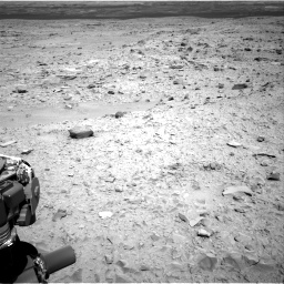 Nasa's Mars rover Curiosity acquired this image using its Right Navigation Camera on Sol 436, at drive 498, site number 21