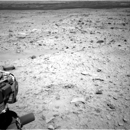 Nasa's Mars rover Curiosity acquired this image using its Right Navigation Camera on Sol 436, at drive 510, site number 21