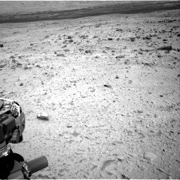 Nasa's Mars rover Curiosity acquired this image using its Right Navigation Camera on Sol 436, at drive 594, site number 21