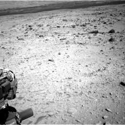 Nasa's Mars rover Curiosity acquired this image using its Right Navigation Camera on Sol 436, at drive 600, site number 21