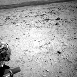 Nasa's Mars rover Curiosity acquired this image using its Right Navigation Camera on Sol 436, at drive 606, site number 21