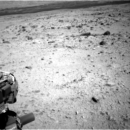 Nasa's Mars rover Curiosity acquired this image using its Right Navigation Camera on Sol 436, at drive 612, site number 21