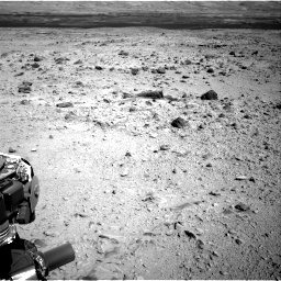 Nasa's Mars rover Curiosity acquired this image using its Right Navigation Camera on Sol 436, at drive 636, site number 21