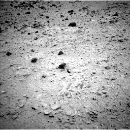 Nasa's Mars rover Curiosity acquired this image using its Left Navigation Camera on Sol 437, at drive 658, site number 21