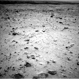 Nasa's Mars rover Curiosity acquired this image using its Left Navigation Camera on Sol 437, at drive 742, site number 21