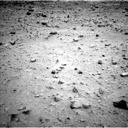 Nasa's Mars rover Curiosity acquired this image using its Left Navigation Camera on Sol 437, at drive 754, site number 21