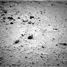 Nasa's Mars rover Curiosity acquired this image using its Left Navigation Camera on Sol 437, at drive 778, site number 21