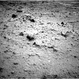 Nasa's Mars rover Curiosity acquired this image using its Left Navigation Camera on Sol 437, at drive 844, site number 21
