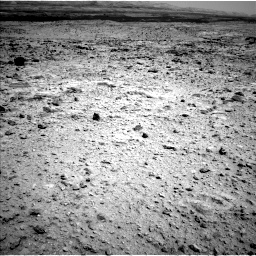 Nasa's Mars rover Curiosity acquired this image using its Left Navigation Camera on Sol 437, at drive 916, site number 21