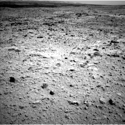 Nasa's Mars rover Curiosity acquired this image using its Left Navigation Camera on Sol 437, at drive 940, site number 21