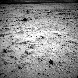 Nasa's Mars rover Curiosity acquired this image using its Left Navigation Camera on Sol 437, at drive 958, site number 21