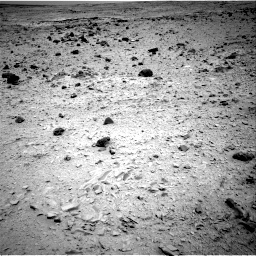 Nasa's Mars rover Curiosity acquired this image using its Right Navigation Camera on Sol 437, at drive 652, site number 21