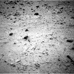 Nasa's Mars rover Curiosity acquired this image using its Right Navigation Camera on Sol 437, at drive 658, site number 21