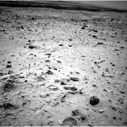 Nasa's Mars rover Curiosity acquired this image using its Right Navigation Camera on Sol 437, at drive 718, site number 21
