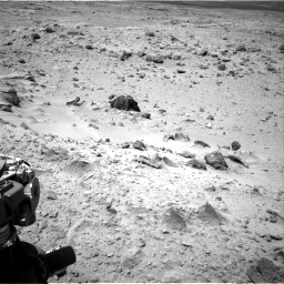 Nasa's Mars rover Curiosity acquired this image using its Right Navigation Camera on Sol 437, at drive 730, site number 21