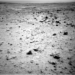 Nasa's Mars rover Curiosity acquired this image using its Right Navigation Camera on Sol 437, at drive 742, site number 21