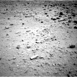 NASA's Mars rover Curiosity acquired this image using its Right Navigation Cameras (Navcams) on Sol 437