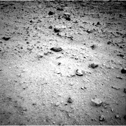 Nasa's Mars rover Curiosity acquired this image using its Right Navigation Camera on Sol 437, at drive 802, site number 21