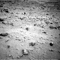Nasa's Mars rover Curiosity acquired this image using its Right Navigation Camera on Sol 437, at drive 820, site number 21