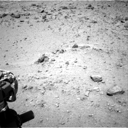 Nasa's Mars rover Curiosity acquired this image using its Right Navigation Camera on Sol 437, at drive 826, site number 21