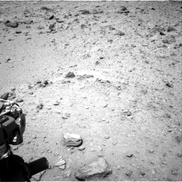 Nasa's Mars rover Curiosity acquired this image using its Right Navigation Camera on Sol 437, at drive 844, site number 21