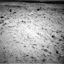 Nasa's Mars rover Curiosity acquired this image using its Right Navigation Camera on Sol 437, at drive 862, site number 21