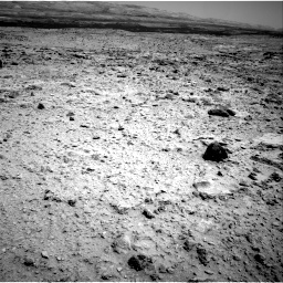 Nasa's Mars rover Curiosity acquired this image using its Right Navigation Camera on Sol 437, at drive 886, site number 21