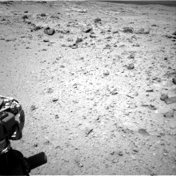 Nasa's Mars rover Curiosity acquired this image using its Right Navigation Camera on Sol 437, at drive 892, site number 21