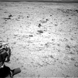 Nasa's Mars rover Curiosity acquired this image using its Right Navigation Camera on Sol 437, at drive 946, site number 21