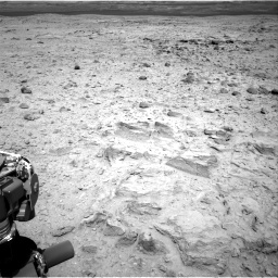 Nasa's Mars rover Curiosity acquired this image using its Right Navigation Camera on Sol 437, at drive 988, site number 21