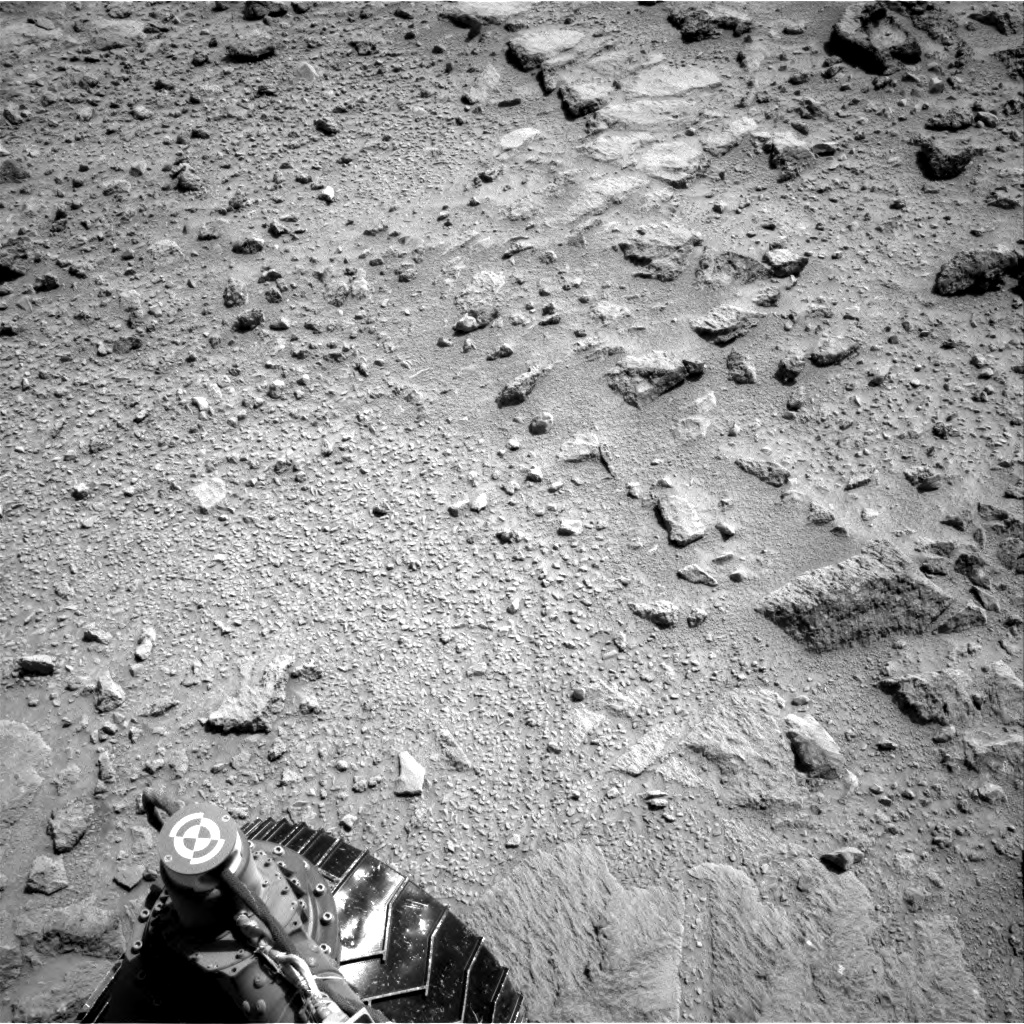 Nasa's Mars rover Curiosity acquired this image using its Right Navigation Camera on Sol 437, at drive 1028, site number 21