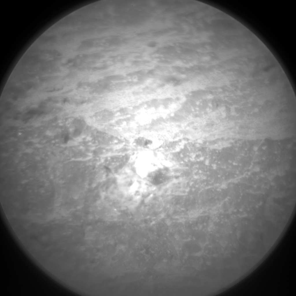 Nasa's Mars rover Curiosity acquired this image using its Chemistry & Camera (ChemCam) on Sol 438, at drive 1028, site number 21