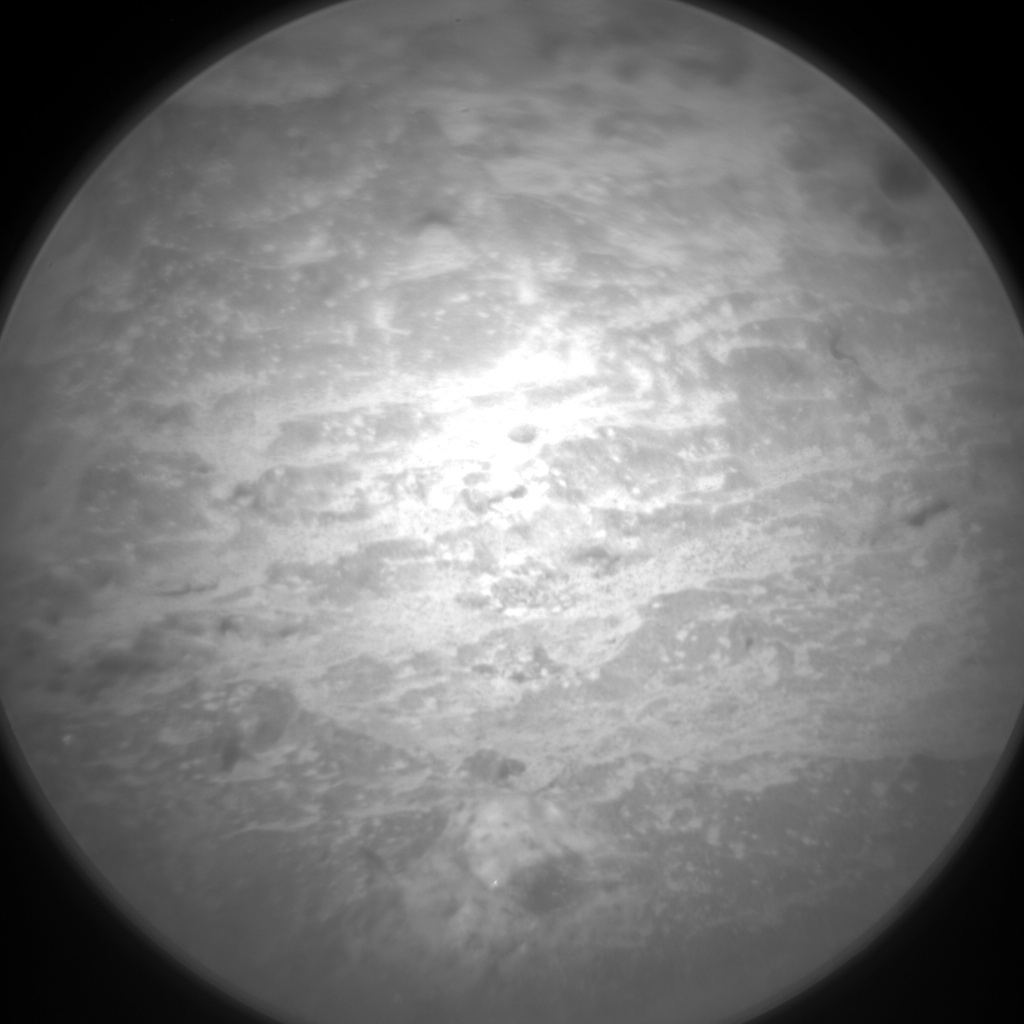 NASA's Mars rover Curiosity acquired this image using its Chemistry & Camera (ChemCam) on Sol 438