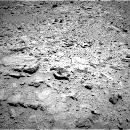 Nasa's Mars rover Curiosity acquired this image using its Left Navigation Camera on Sol 438, at drive 1046, site number 21