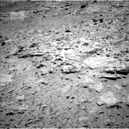 Nasa's Mars rover Curiosity acquired this image using its Left Navigation Camera on Sol 438, at drive 1058, site number 21
