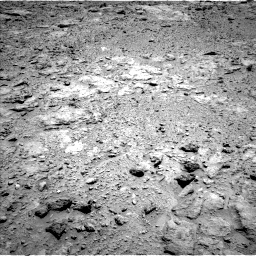 Nasa's Mars rover Curiosity acquired this image using its Left Navigation Camera on Sol 438, at drive 1088, site number 21
