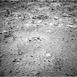 Nasa's Mars rover Curiosity acquired this image using its Left Navigation Camera on Sol 438, at drive 1124, site number 21