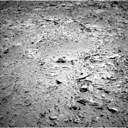 Nasa's Mars rover Curiosity acquired this image using its Left Navigation Camera on Sol 438, at drive 1142, site number 21