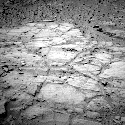 Nasa's Mars rover Curiosity acquired this image using its Left Navigation Camera on Sol 438, at drive 1328, site number 21